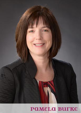 Pam Burke, Director of DowneyBurke